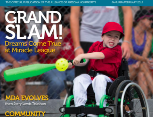 GivingHopeAZ Magazine | The Official Publication of the Alliance of Arizona Nonprofits | Issue 1
