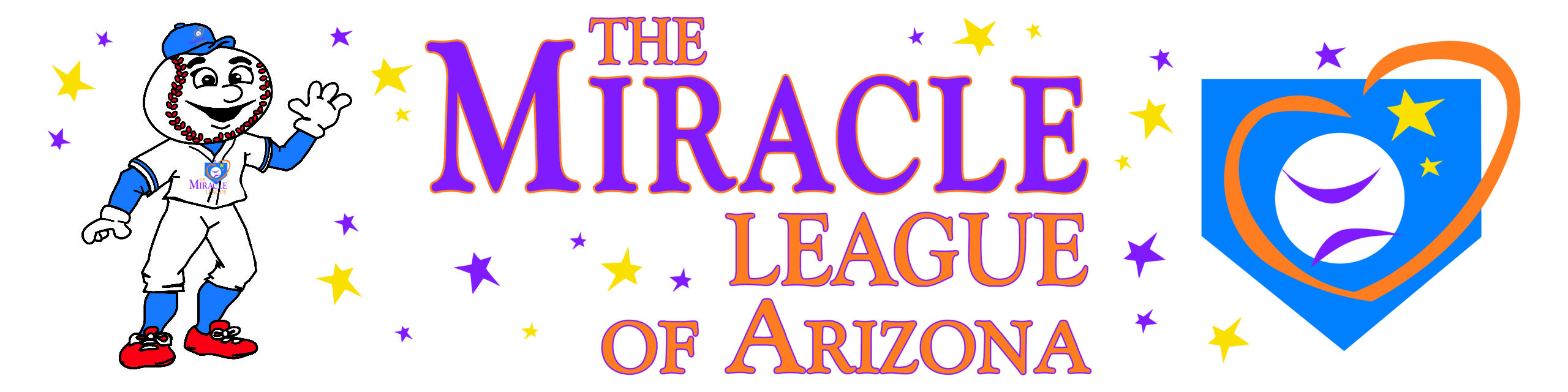 Miracle League of Arizona Logo