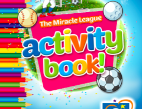DOWNLOAD HOMER'S MIRACLE LEAGUE ACTIVITY BOOK!